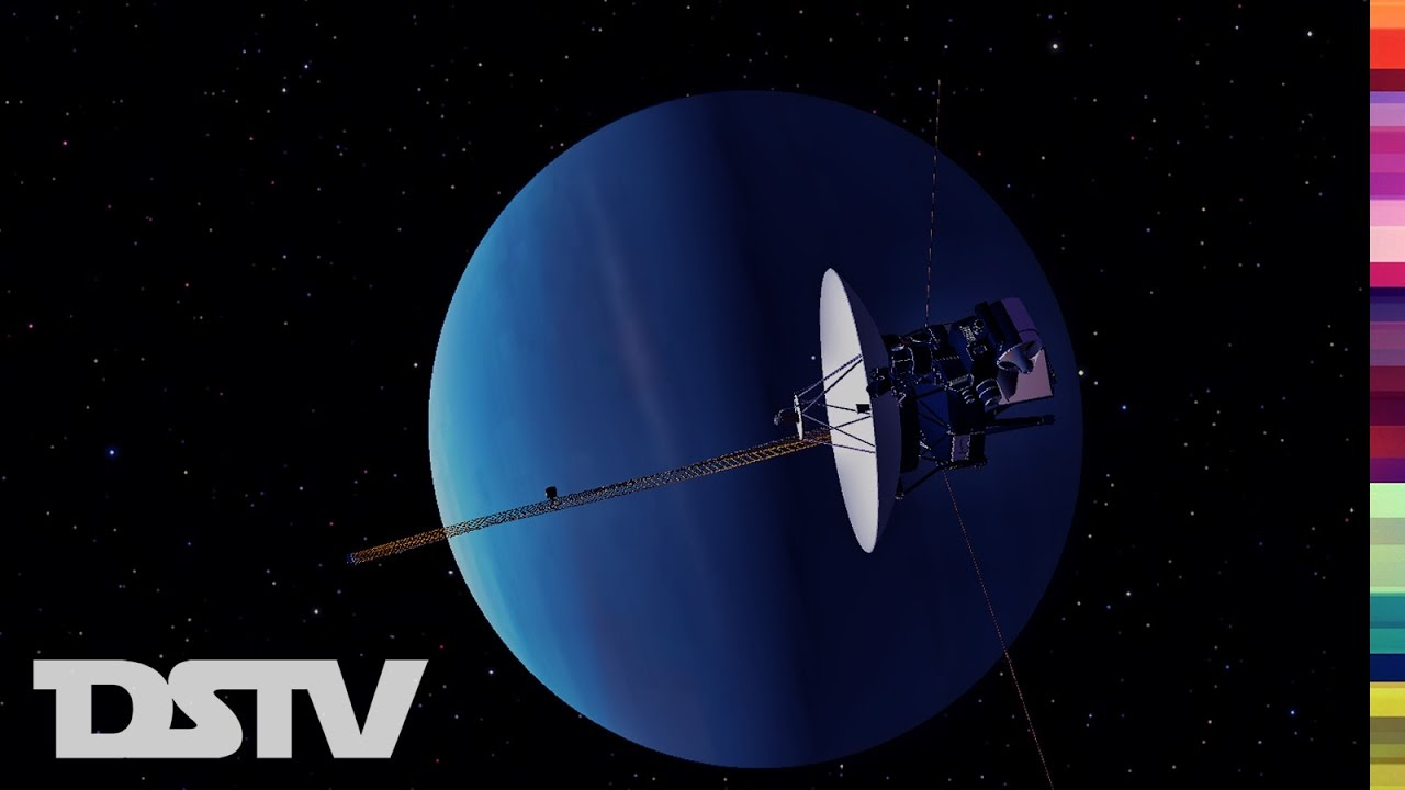 Images From NASA's Voyager 2 - YouTube