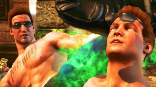 Mortal Kombat X All Mirror Match Character Intros