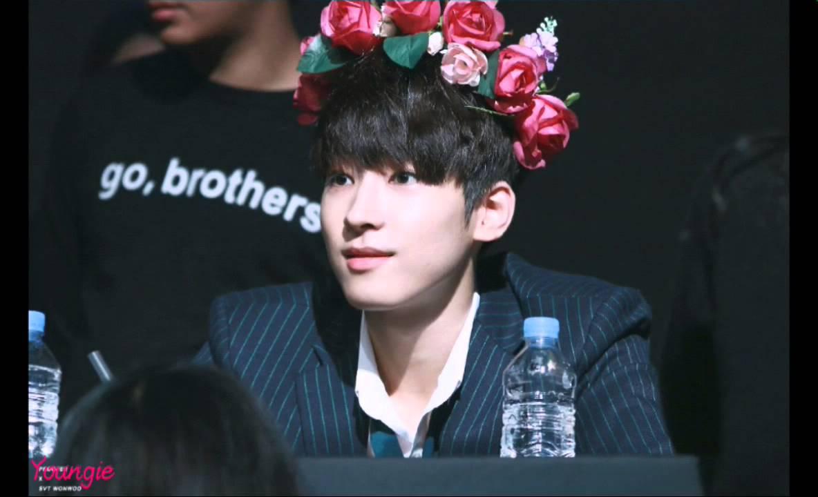 Seventeen Jeon Won-Woo