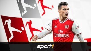 Xhaka auf dem Markt: Bundesliga-Rückkehr möglich? | SPORT1 - TRANSFERMARKT