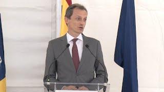 """Duque afirma que la innovación debe ser """"lo último que se recorte en la crisis"""""""