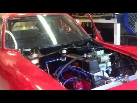 Opel gt motor swap