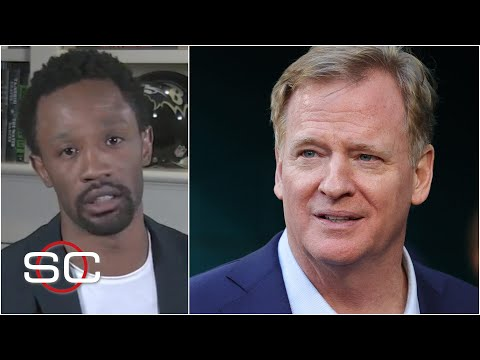 Goodell Condemns Racism, Admits NFL Wrong For Not Listening Earlier; Foxworth Reacts | SportsCenter