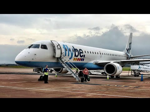FLYBE Trip Report: Norwich to Exeter, Embraer 195