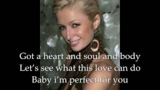 Paris Hilton ft  Wisin Y Yandel - STARS ARE BLIND w/  lyrics