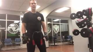 Kenpo MMA Boxing Kicking Drill 9-10-11-12