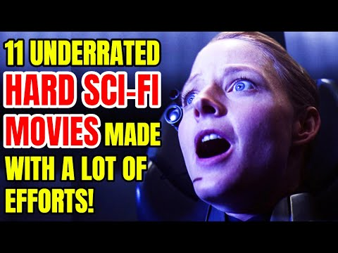 11 Underrated Hard Sci-fi Movies That Were Made With A Lot Of Effort!