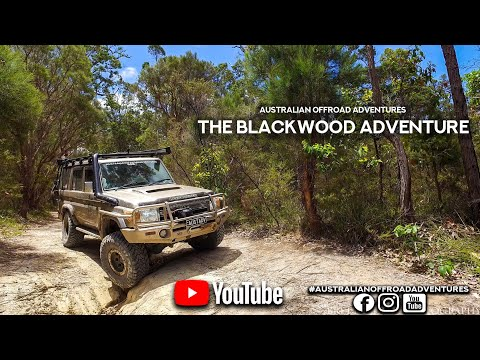 "Australian Offroad Adventures ""The Blackwood Adventure"""