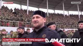 20,000 Kadyrov's soldiers are ready to kill Ukrainians if Putin will give an order.