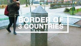 TRIPOINT: BORDER OF NETHERLANDS, GERMANY, BELGIUM