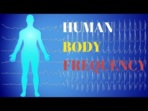 Human Body Frequency Resonance