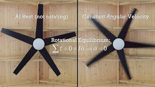 Rotational Equilibrium Introduction (and Static Equilibrium too!!)