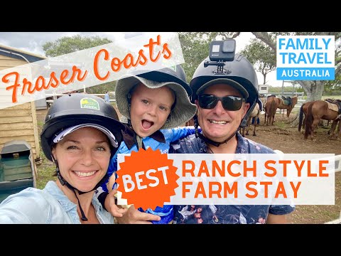 Best Farm Stay Fraser Coast + RV Camping Tips and Hacks