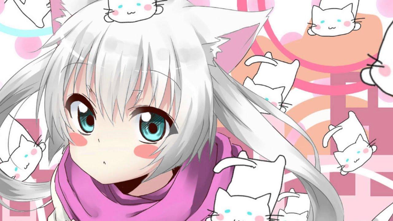 Cat Girl Desktop Wallpaper 【yuikonnu Amp Ayaponzu*】 Super Nuko World Youtube