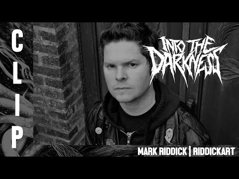 Mark Riddick on the architecture of death metal