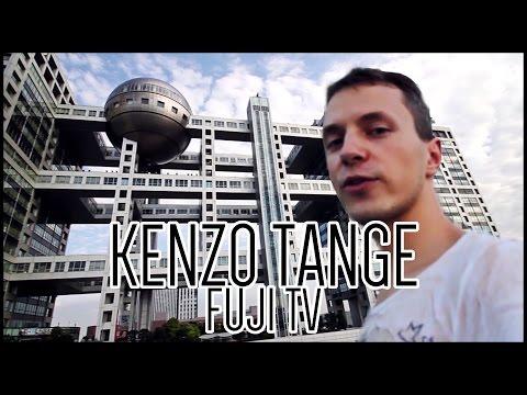 Kenzo Tange, FujiTV [Architecture]