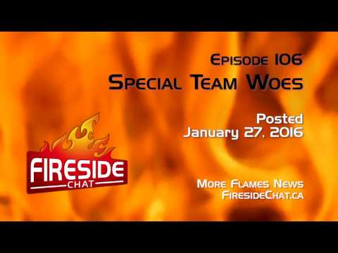 Fireside Chat Episode 106: Special Teams Woes