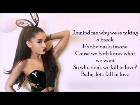 Ariana Grande ~ Touch It ~  +