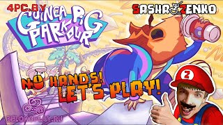 Guinea Pig Parkour Gameplay (DEMO) (Chin & Mouse Only)