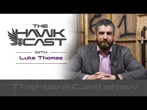 Luke Thomas: MMAFighting.com Senior Editor and SiriusXM Host - The HawkCast