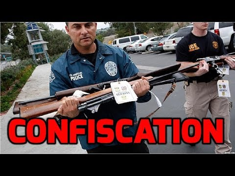 IMPORTANT: Gun Confiscation Bill Passed!