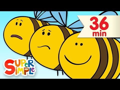 Here Is The Beehive  | + More Kids Songs