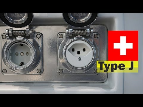 ⚡ Swiss Plug Socket Type J 5# You Need To Know About PS If You Are Traveling To SWITZERLAND