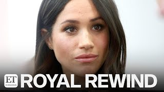 Royal Rewind: Meghan Markle's Legal Battle With 'the Mail On Sunday' Continues