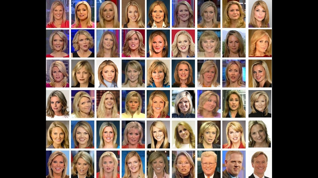 Fox news women pics
