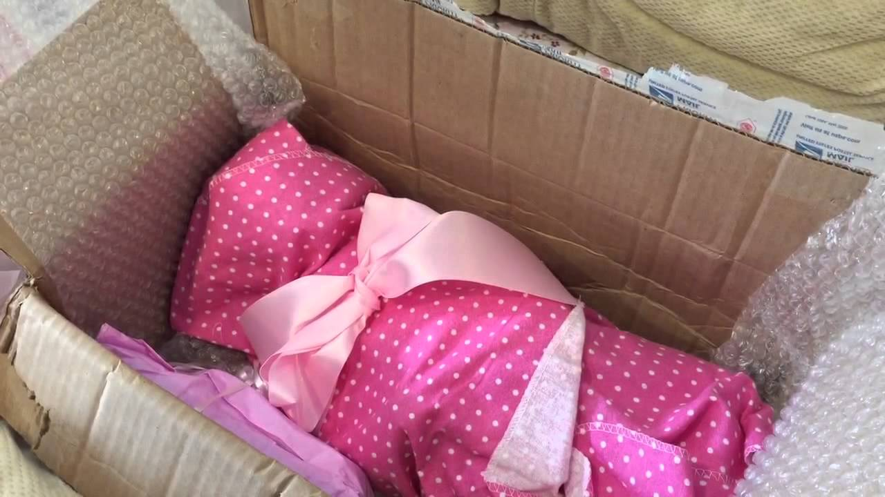 Reborn Baby Box Opening Gone Almost Wrong Seraphina By