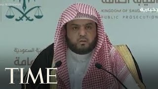 Saudi Prosecutor Seeks Death Penalty For 5 Charged In Khashoggi