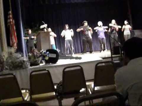 performance arts class el paso country day school!
