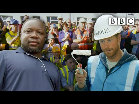 How Inspiring Locals Rebuilt Lives In 9 Days With A Little Royal Help 🤯🙏 | DIY SOS - BBC