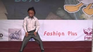 Dipen Shah's Dance Performance at Prime Global School Nayabazar