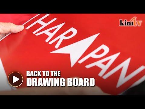 ROS not satisfied with Pakatan Harapan logo