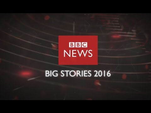 2016: What a year - BBC News