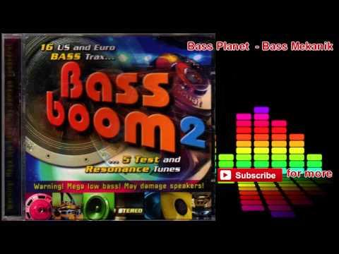 Bass Planet - Bass Mekanik [320kbps]