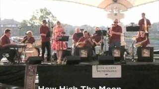 Different Hats Dance Orchestra -How High The Moon -Swing Band in Dayton Ohio Thumbnail