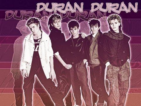 Top 20 Songs of Duran Duran