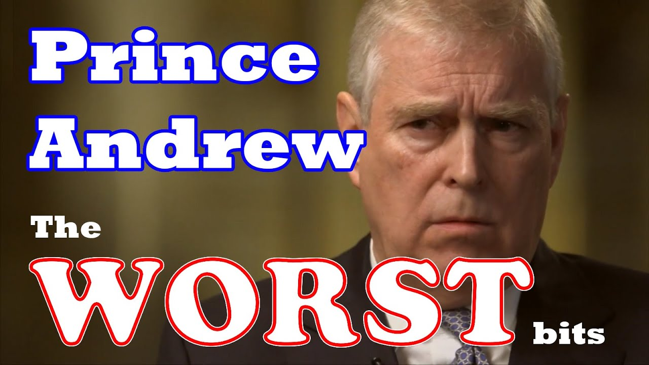 prince andrew epstein interview highlights