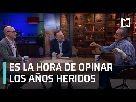Fritz Glockner narra la historia de la guerrilla en México - Es La Hora de Opinar