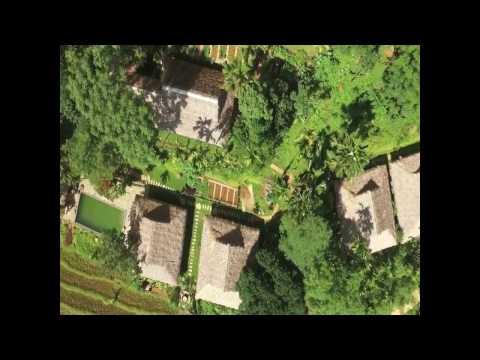 Flycam Viet Nam - Pu Luong Retreat, Thanh Hoa, Vietnam