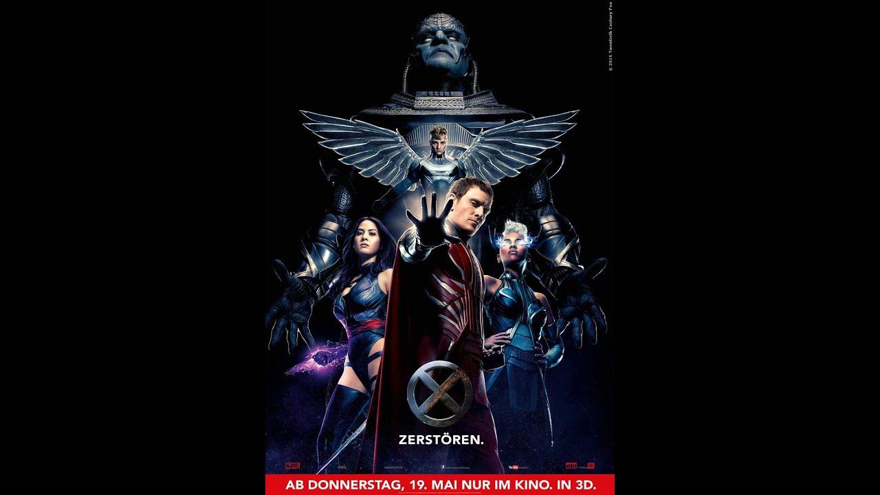 x-men apocalypse deutsch
