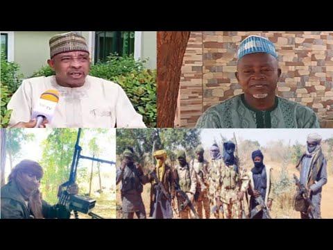 Download Tattaunawa da wani dattijo dan jihar Gombe da masu garkuwa da mutane suka sace ahanyarsa ta zuwa....