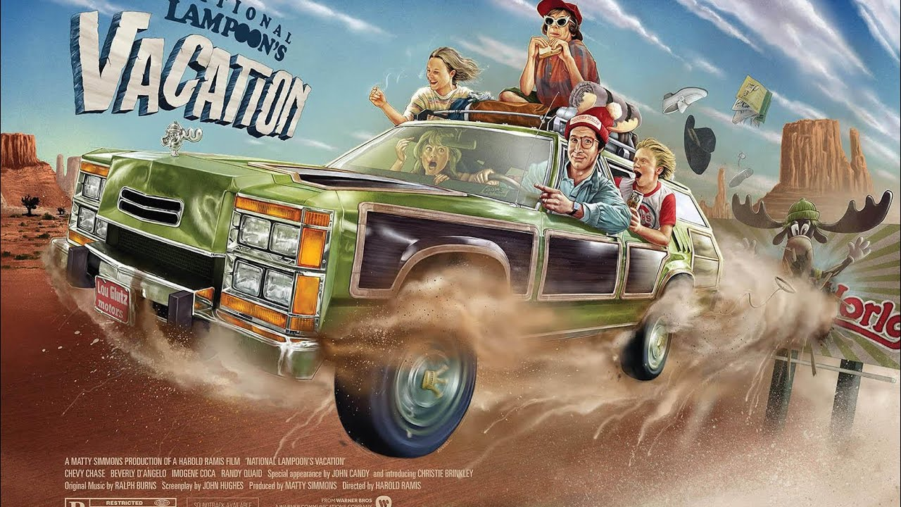 National Lampoon's Vacation (1983) Movie Review - YouTube