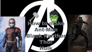 Roblox Super Hero Life II - Come fare Ant Man, Thor, Hulk e Black Panther