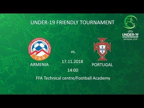 Armenia U-19 - Portugal U-19