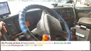 Used Truck for Sale in Dubai