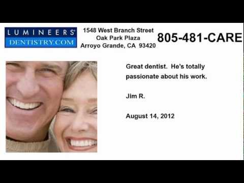 Dentistry Grover Beach Smile with White Teeth Snap On Smile