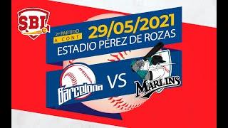 SBL CBS Barcelona Tenerife Marlins 2ºPartido
